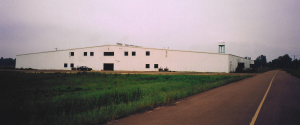 Office/Manufacturing Building on 37 acres in Sledge MS