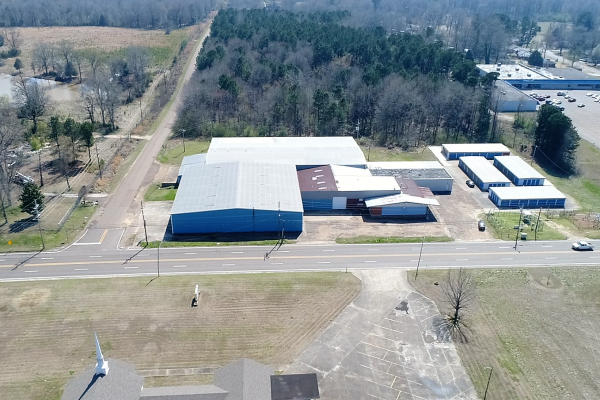 Industrial Property For Sale in Sardis MS